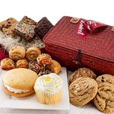pastry gift baskets gourmet cookie and pastry gift box