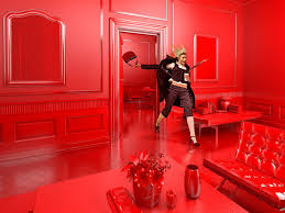 red room red board pinterest red rooms favorite color and black