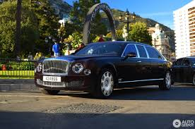 bentley indonesia bentley mulsanne grand limousine 6 august 2016 autogespot