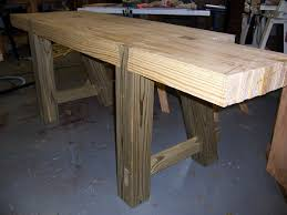 making a roubo style workbench part 3 u2013 revisited woodworking