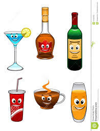 martini cartoon clip art drinks and beverage cartoon characters stock vector image 47455662