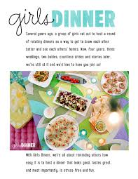 Dinner Party Invitation Card 34 Best Girls Dinner Images On Pinterest Tapas Party Pizza