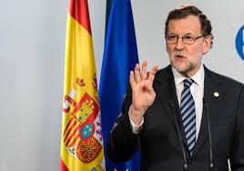 nach referendum über unabhängigkeit spanische zentralregierung