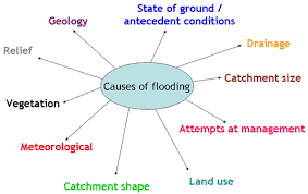 River Bed Definition Floods And River Management The British Geographer