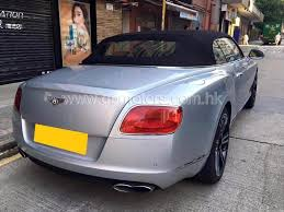 bentley 1995 gp motors ltd bentley continental gtc