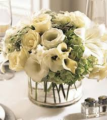 white centerpieces lidija s white draperies candles and white centerpieces