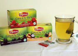 Teh Lipton lipton green tea superfruit 52 kitchen adventures