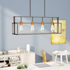 lighting for kitchen islands trent design jefferson 4 light kitchen island pendant