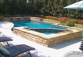 Backyard Small Pools by Custom Features U2013 Vivion Pools U0026 Spas U2013 Custom Built Underground