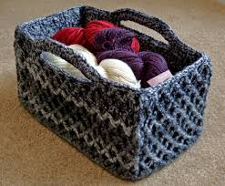 diamond trellis basket free crochet pattern u2013 allcrafts free