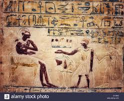 ancient egyptian paintings stock photo royalty free image ancient egyptian wall paintings with figures and hieroglyphics stock photo