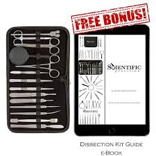 amazon com 26 pcs advanced dissection kit premium quality