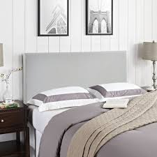 light grey tufted headboard gray tufted headboard queen doherty house best choices grey metal