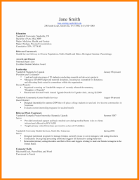 Resume Examples For Teenagers by 5 Resume Examples For Teenager Doctors Signature