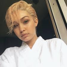 gigi hadid haircut april fools u0027 prank 2017 popsugar beauty