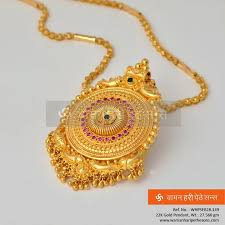 necklace pendant design gold images Stylish and beautiful pendant from our vast collection jpg