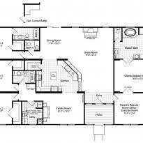Hacienda Floor Plans Excellent Mobile Homes Floor Plans Crtable