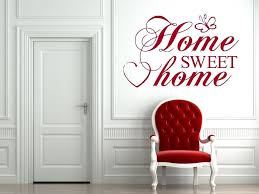 home sweet home vinyl wall art quote decal sticker sign heart home sweet home vinyl wall art quote decal sticker sign heart butterfly love