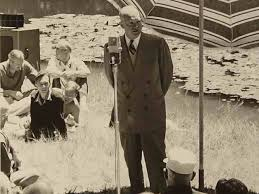8 eerie occult photographs of secret meetings at bohemian grove