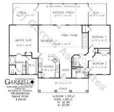 house plans with kitchen in front dogwood house plan active house plans