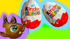littlest pet shop easter eggs lps kinder egg chocolate mystery blind bag littlest pet