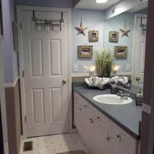 Beachy Bathroom Ideas Bathroom Ideas By Bathroom Decor With White Cabinets