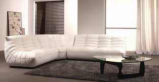 Contemporary Leather Sectional Sofa by B 240b Contemporary Leather Sectional Sofa
