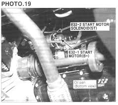 2004 hyundai accent starter trying to replace the starter on a 2005 hyundai accent