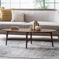 mid modern coffee table mid century modern coffee tables hayneedle