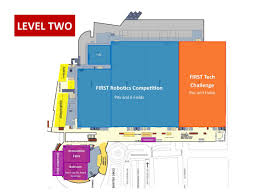 cobo hall floor plan detroit home first chionship