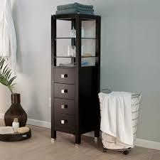 tall storage cabinet stunning light fixture idea for vanity