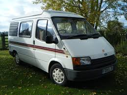 check out this classic ford ford transit 100 campervan 1989 2 ltr