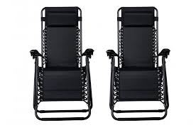 new zero gravity chairs case of 2 lounge patio chairs outdoor yard