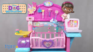 doc mcstuffins baby nursery play