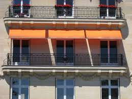 Dormer Window With Balcony Windows In Paris Across The Wateracross The Water