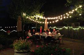 Lights For Backyard by Outdoor Yard Lights