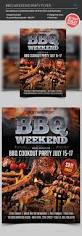 208 best bbq flyer templates psd images on pinterest flyer