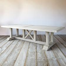 teak trestle dining table protected teak country dining table country dining tables teak