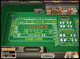 Craps Table Odds Online Craps Casinos 2017 Play Real Money Craps Games