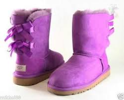 ugg boots bailey bow schwarz sale ugg bailey bow clothing shoes accessories ebay