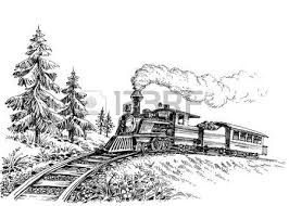 drawing steam engine images u0026 stock pictures royalty free drawing