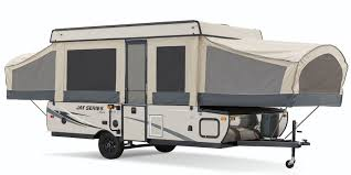 Privacy Pop Bed Tent Jay Series Camping Trailers Jayco Inc