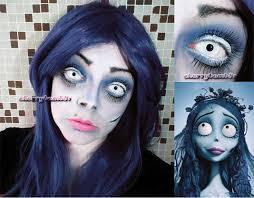halloween makeup inspired look corpse bride by cherrybomb 81 on