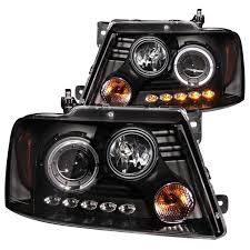 Ford Raptor Headlights - 5 most attractive custom f150 led projector headlights for winter