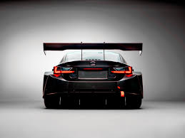 lexus rc how much lexus rc f gt3 reminds us how awesome racing cars look all in black