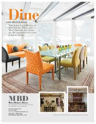 dining room furniture indianapolis dine with misch bobrick interior design indianapolis
