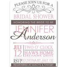 Wedding Shower Invites Pink Vintage Bridal Shower Invitations Cheap Ewbs028 As Low As 0 94