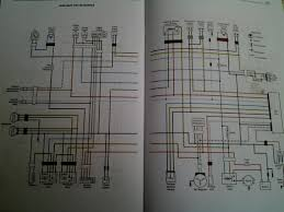 gutted harness diagrams within 2006 yfz 450 wiring diagram with