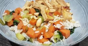 ma p tite cuisine by wok de carottes et pack choï au tofu ma p tite cuisine