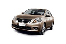 nissan almera boot space 2012 nissan almera launched in thailand